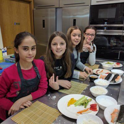 Taller padres e hijos pasteler a valencia club cocina - Valencia club cocina ...