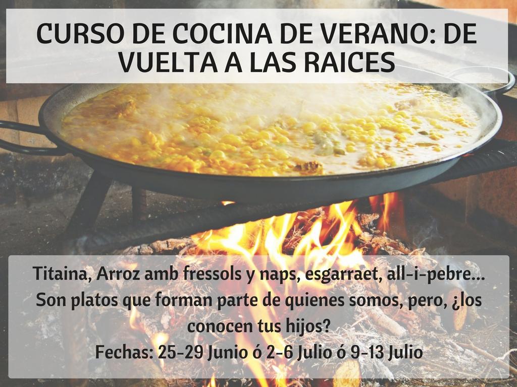 Escuela de verano valencia club cocina - Valencia club de cocina ...
